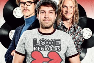 Love Records - Anna mulle Lovee -juliste