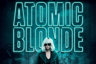 Atomic Blonde -juliste