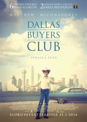 6 Oscarin ehdokas Dallas Buyers Club