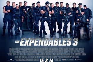 The Expendables 3 -juliste
