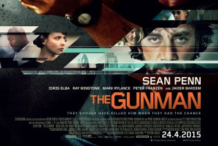 The Gunman -juliste