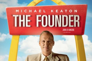 The Founder -juliste