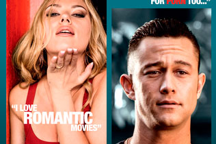 Don Jon -juliste