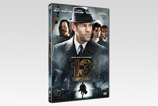 Packshot DVD